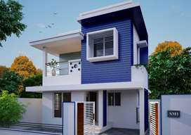 Affordable 3BHK Luxury Villas For Sale Near Govt. Polytechnic College