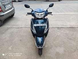 BIKE GALAXY..TVS Jupiter Grand Top model Disc brake 18 month used only