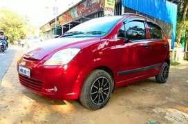 Chevrolet Spark LT 1.0 BS-IV OBDII, 2011, Petrol