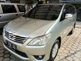 Innova G At 2013 Full Ori Good Condition Siap Pakai