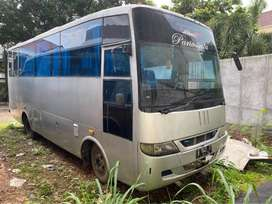 Bus mitsubishi  Canter FE84G BC 136PS 2008 low km full ac audio
