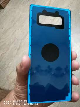 Samsung Note 8 Back Glass For Replacement