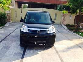Get Honda life 2008 on easy installment with 6% markup only from MGi..