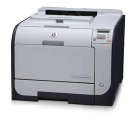 HP 2025 Color Laserjet Network Printer.