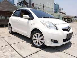 Toyota Yaris 1.5 E At 2012 Km.64rb Plat Genap Pajak Panjang