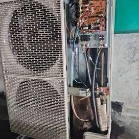 Jasa servis AC dan pemasangan AC