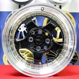 Pelek BRISKET S1 HSR Ring15 PCD.4X100-4X114,3 ET.35-20 BML (