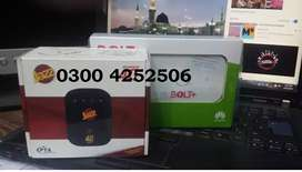 All internet Devices available Here Jazz & ZONG FREE DELIVERY