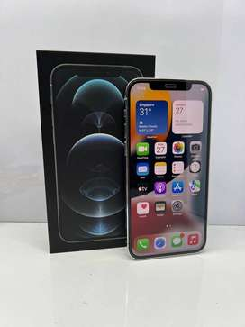 now available iPhone 12 pro 128gb  New Condition invisible scratch  dm