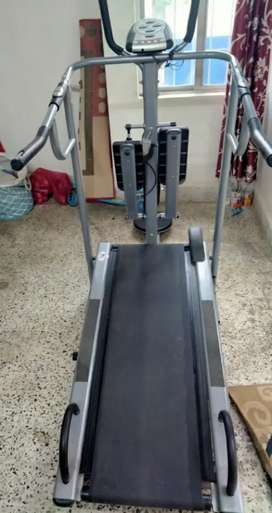 Fitking 3 in 1 treadmill