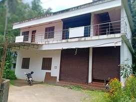 Godown cum office. Thodapparabu-Koovappady