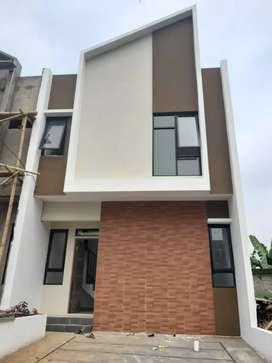 Rumah LARIS MODERN, DP40JT SHM Sariwangi,dkt Tol pasteur kota Bandung