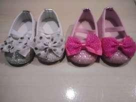 Sepatu bayi untuk pesta atau hari special
