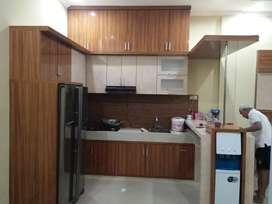 Kitchenset kstem sesuai ruangn bhan terbaik multiplek 18 mli.lapis hpl