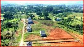 Tanah Kavling Murah di Perumahan Cluster Mewah, dengan Fasilitas Wahh