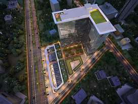 Commercial office with 12% assured return in I Thum 73, Noida