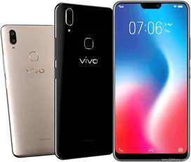 Vivo V9 youth All camera's and orignal battery available