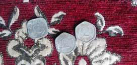 Old coins 1968