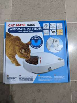 Cat Mate C300 Automatic Feeder with Digital Timer