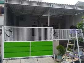 pintu pagar murah minimalis