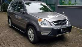 Honda Crv 2003 full ori & full option