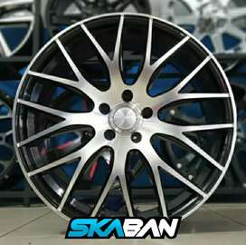 Jual velg racing HSR Ring 20 Untuk mobil CR-V, Extrail, Camry, Accord