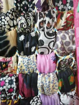 New fancy stoles Smoth cotten printed cloth