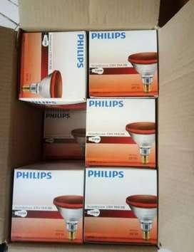 BOHLAM PHILIPS INFRARED TERAPI/ BOLA LAMPU TERAPI PHILIPS 150WATT