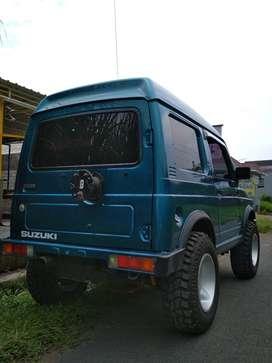 Suzuki katana 94 GX cat original jimny