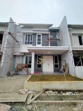 Springwood Residence Rumah mewah tanpa DP bunga 0% cicil sampai 60x