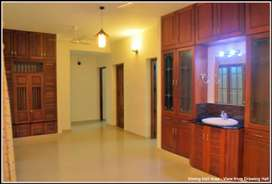 A refurbished 3BHK, semi furnished, ground floor apartment at Pettah