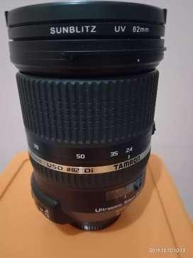 OBRAL Tamron sp 24-70mm f/2.8 for nikon