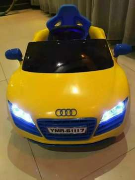 Audi model kids rechargeable car ride on car toy car kids bike