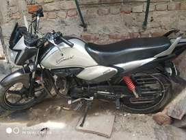 Splender i smart bike with new condition