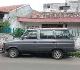 Kijang Super 1990 Astra 5 Speed Pajak Isi