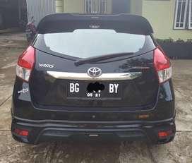 jual cpt Toyota Yaris TRD 2015 Hitam