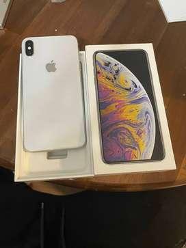 Neatly Apple Iphone Xs max 64gb inbox