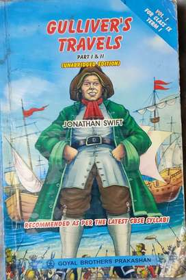 Gulliver Travels Vol1 Term1 by Jonathan Swift