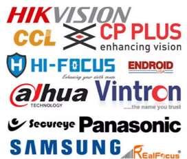 All brands CCTV camera service