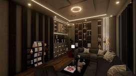 Architecture 3d Visualizer and interior designing