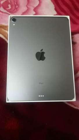 iPad pro 11inchies 2018 WiFi only model 64 gb