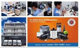 Dicari Segera  Security, Teknisi elektro & Crew store