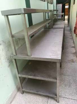 Dressing and cutting tables  Only wattsapp for details