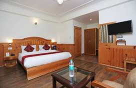 HOTEL 23 ROOMS,RESTAURANT,OPEN AREA, PARKING LEASE ON 34 LCS AT MANALI