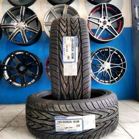 Ban baru Toyo Tires 245 45 ZR20 Proxes 4 Camry Civic Teana