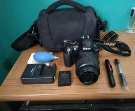 Nikon / camera dsrl