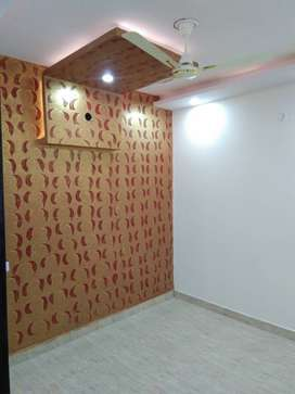 Affordable 1 BH.K flat at prime location uttam nager ,90% LOAN