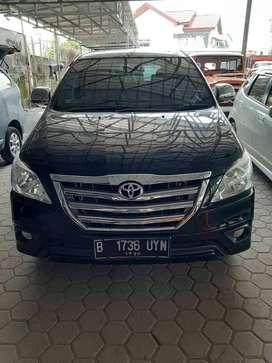 Toyota Kijang Innova G Tahun 2015