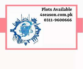 3.5 or 5 Marla File In Blue World City Islamabad