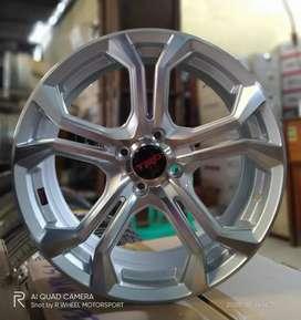 Velg Yaris TRD R17x7 Pcd 4x100 Best Quality